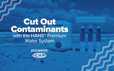Cut Out Contaminants with the HANS™ Premium Water System